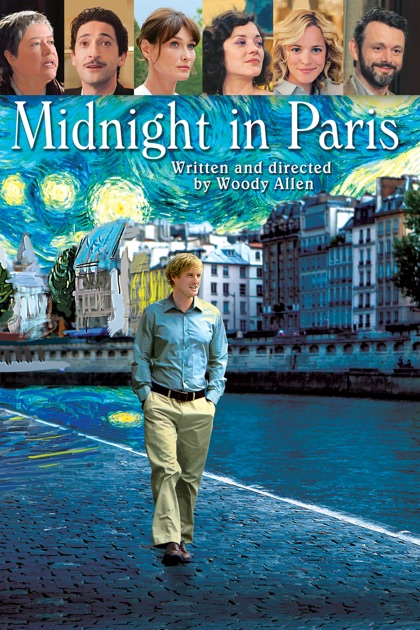 Midnight In Paris Paris Hilton