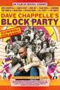 Affiche du film Dave Chappelle\'s Block Party (VOST)