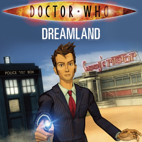 Doctor Who, Animated movie poster