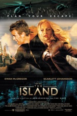 Capa do filme A Ilha (The Island) [2005]