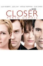Capa do filme Closer - Perto Demais