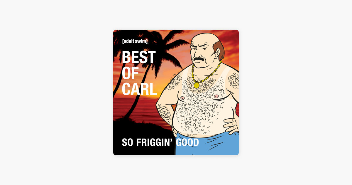 Cybernetic Ghost Of Christmas Past From The Future.Aqua Teen Hunger Force Best Of Carl So Friggin Good