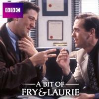 Télécharger A Bit of Fry & Laurie, Series 3 Episode 6