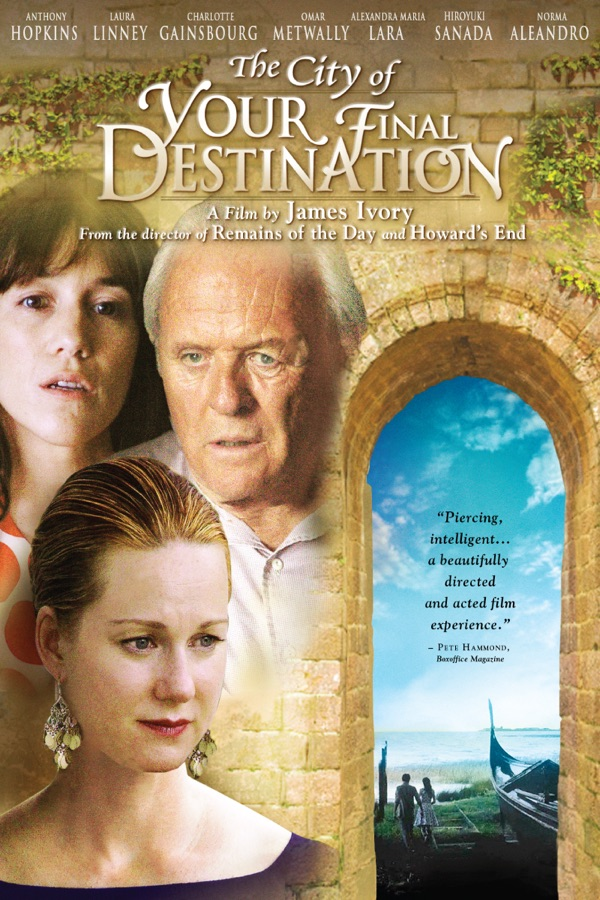 the city of your final destination wiki synopsis reviews