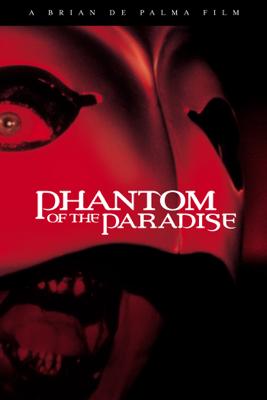 Brian De Palma - Phantom of the Paradise  artwork