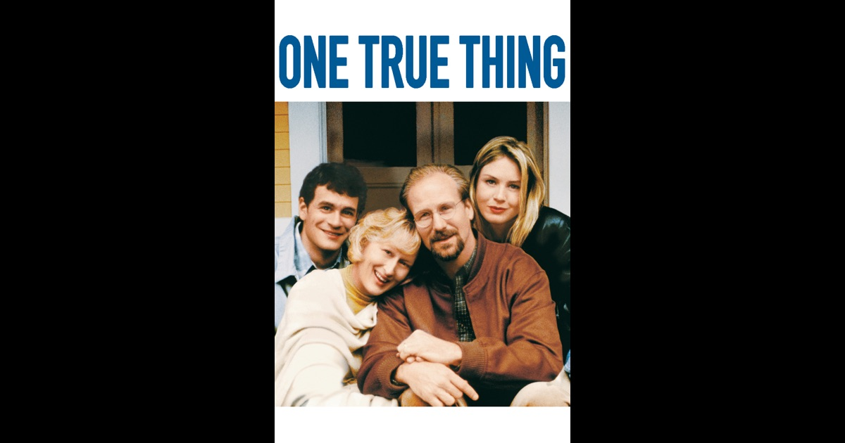 One True Thing Summary & Study Guide