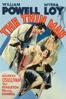 W.S. Van Dyke - The Thin Man  artwork