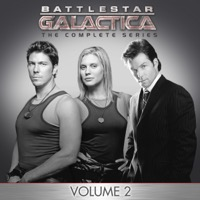 Battlestar Galactica: The Complete Series, Vol. 2 (iTunes)