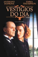 Capa do filme Vestígios do Dia