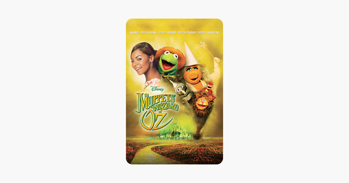 The Muppets\' Wizard of Oz on iTunes