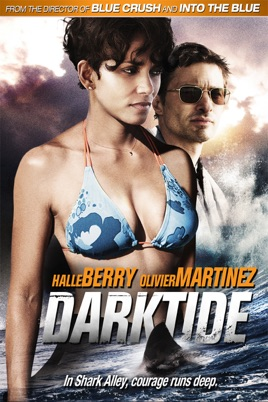 Poster of Dark Tide 2012 Full Hindi Dual Audio Movie Download BluRay 720p