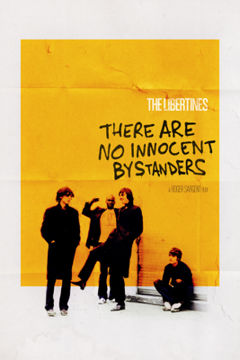 Roger Sargent - The Libertines: There Are No Innocent Bystanders illustration