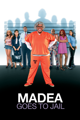 Tyler Perry - Tyler Perry's Madea Goes to Jail  artwork