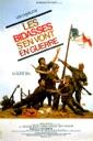 Affiche du film Les bidasses s\'en vont en guerre