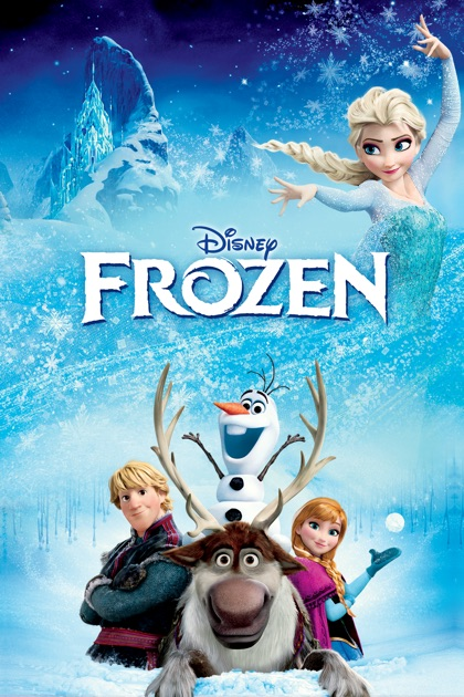 Disney frozen movie with
