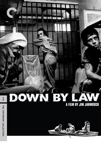 Down By Law movie poster