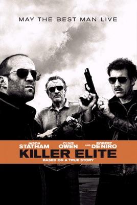 Poster of Killer Elite 2011 Full Hindi Dual Audio Movie Download BluRay 720p