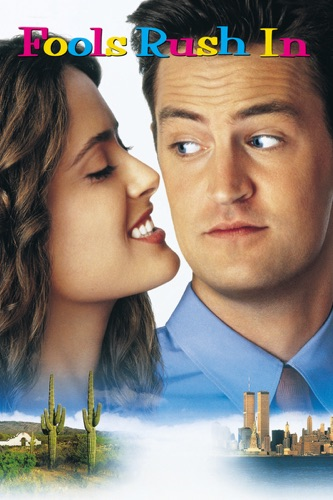 Fools Rush In movie poster
