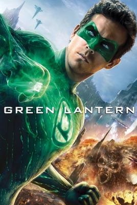 Green Lantern On Itunes
