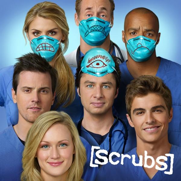 scrubs besetzung