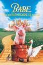 Affiche du film Babe - Le cochon dans la ville