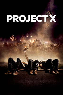 Nima Nourizadeh - Project X  artwork