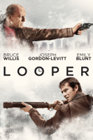 Rian Johnson - Looper artwork