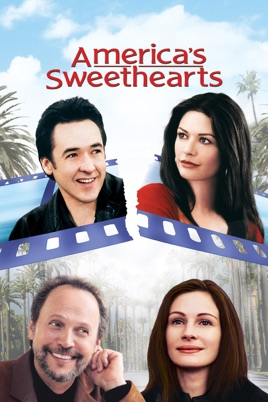 Poster of America's Sweethearts 2001 Full Hindi Dual Audio Movie Download BluRay 720p