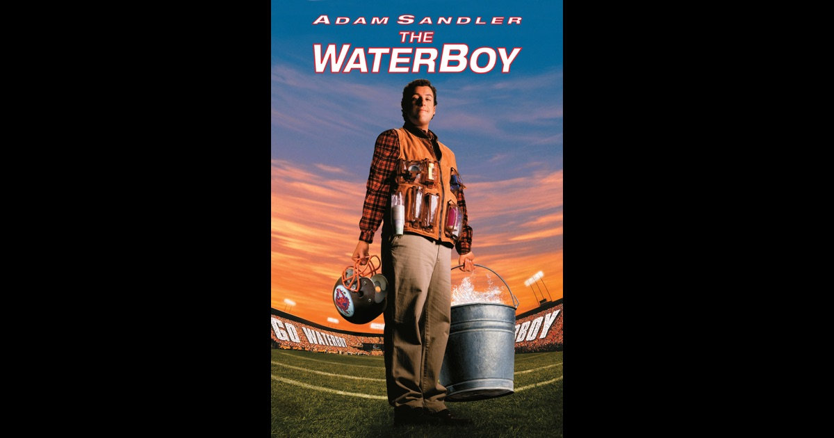 The Waterboy on iTunes