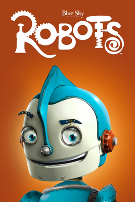 Chris Wedge - Robots  artwork