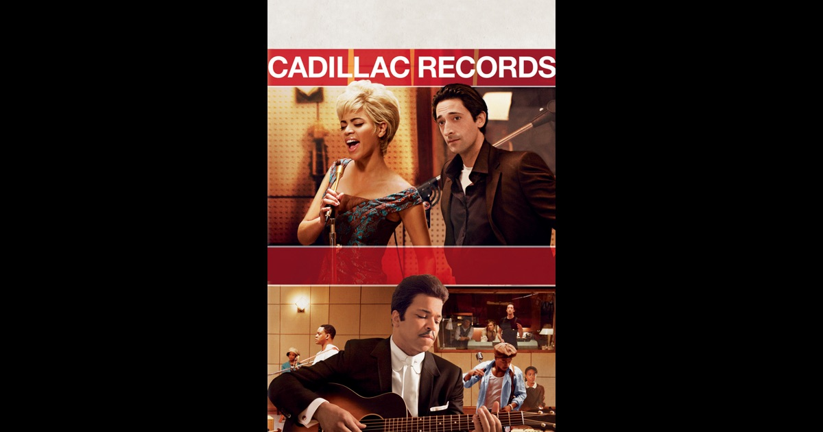 cadillac records on itunes