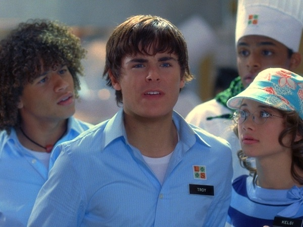 The Cast of High School Musical -  music video wiki, reviews