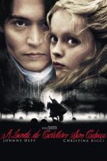 Capa do filme A Lenda do Cavaleiro sem Cabeça (1999)