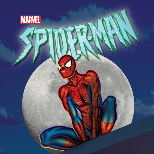 spider man the animated series season 1 on itunes