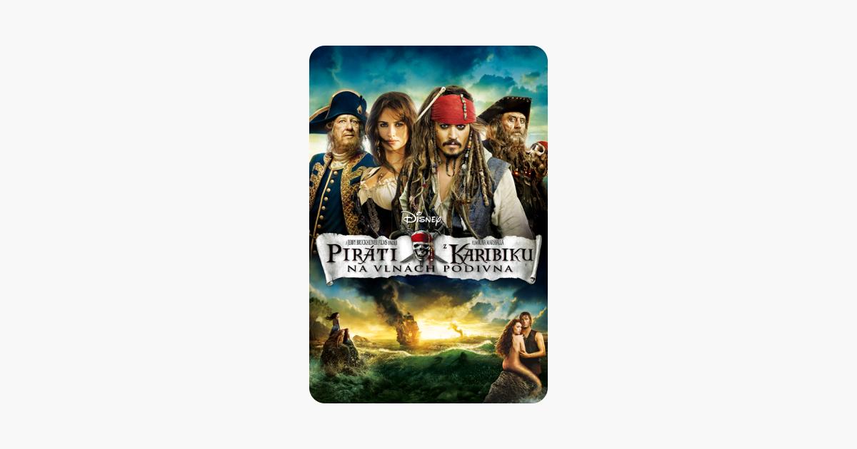 Pirati Z Karibiku Na Vlnach Podivna Dabovany On Itunes