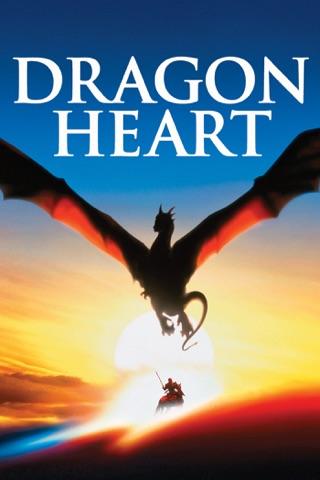Poster of Dragonheart 1996 Full Hindi Dual Audio Movie Download BluRay 720p