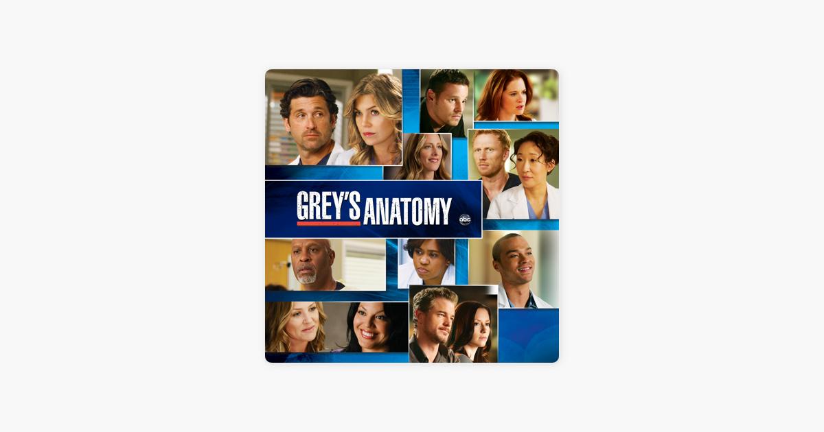 Greys Anatomy Season 8 On Itunes