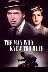 擒凶記 (The Man Who Knew Too Much) (1956)