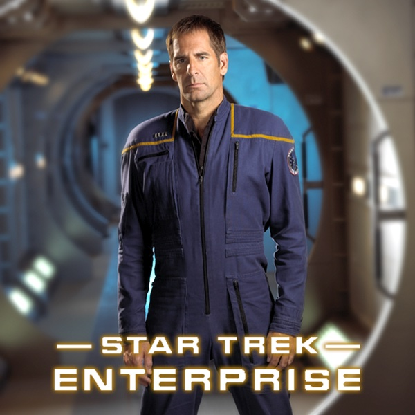 """Subtitles """"star trek: enterprise"""" these are the voyages."""