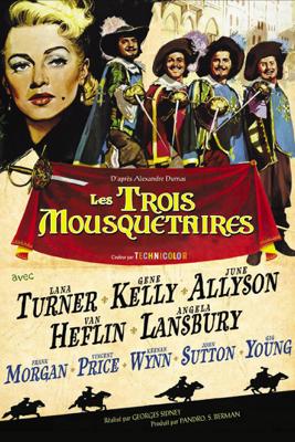 George Sidney - Les Trois Mousquetaires (1948) illustration