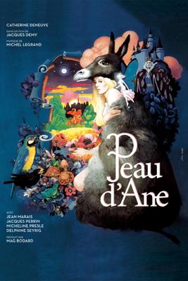 Jacques Demy - Peau d'âne illustration