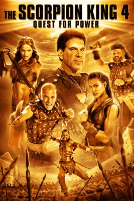 The Scorpion King 4: Quest for Power - Mike Elliott