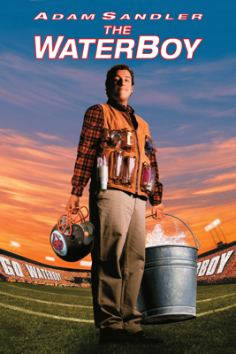 Frank Coraci - The Waterboy  artwork