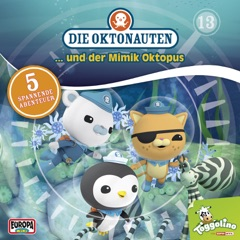 Die Oktonauten und der Mimik Oktopus