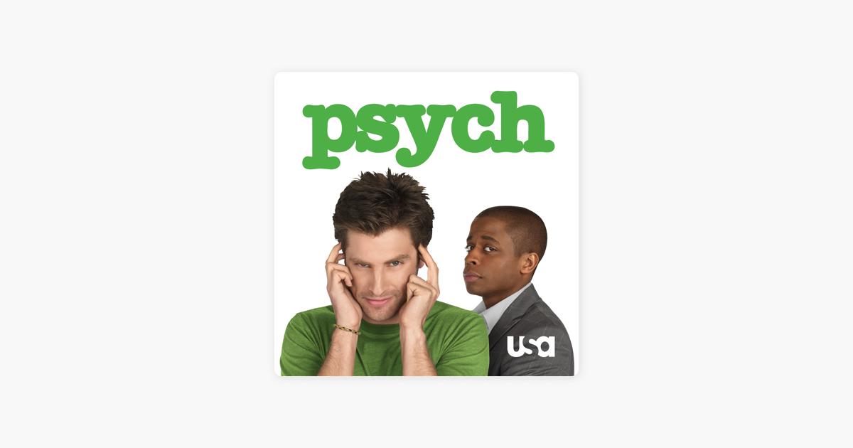 Psych, Season 1