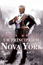 Poster A Prince in New York
