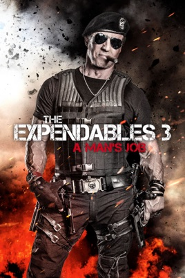 Poster of The Expendables 3 2014 Full Hindi Dual Audio Movie Download BluRay 720p