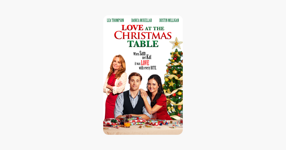 Love at the Christmas Table on iTunes