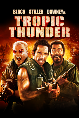 ‎Tropic Thunder on iTunes