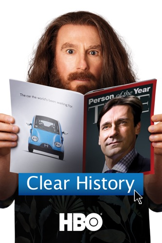 Clear History movie poster